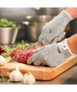 AntiCut™ Gloves - Cut Resistant Kitchen Gloves - £10.08 GBP