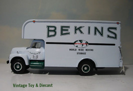 ~ Bekins Storage 1957 International  IH R200 - 1st First Gear  Moving Va... - $24.95