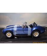 ~ 1966 Shelby Cobra 427 S/C  roadster - 1:18 diecast  Greenlight  - MIB - $34.95