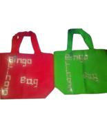 Bingo Blingo Canvas Tote Bag - Bingo Bag - Bingo Tote Bag - Decorated Bi... - $13.99