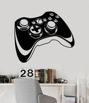 Vinyl Wall Decal Joystick Video Games Gift for Teen Gaming Stickers (ig4... - £13.25 GBP+