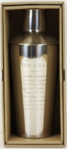 Stainless Steel Cocktail 24oz Boxed Shaker - $75.00
