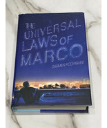The Universal Laws of Marco by Carmen Rodrigues Hard Cover Novel W/ Dust... - $12.16