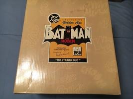 """Hallmark Modern Era Batman & Robin Figurine DC 1996 – """"The Dynamic Duo""""  - $75.00"""