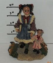 Yesterdays Child Boyds Dollstone Collection Natalie with Joy sunday scho... - $32.73