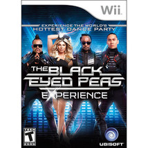 Wii The Black Eyed Peas Experience - $5.00