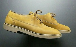 Women's Timberland Classic Wheat Snuff Suede Oxford Sz. 10M Excellent - $30.02
