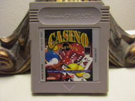 CASINO FUN PAK--GAME BOY - $8.99