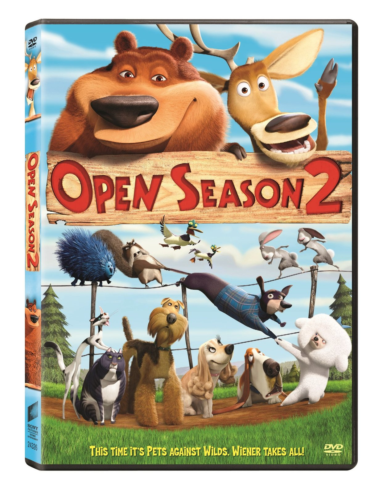 Open Season 2 [DVD] [2008]