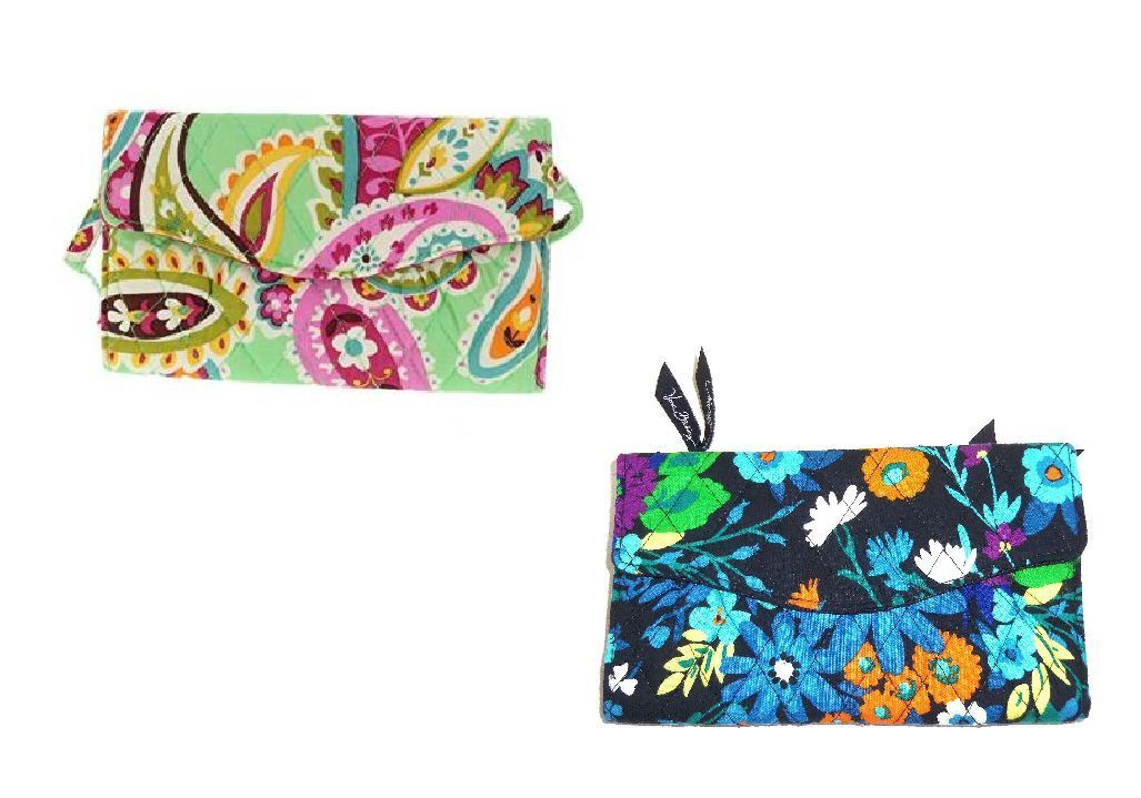 a0d78cd38 Vera Bradley Strap Wallet Tutti Frutti and 50 similar items. S l1600