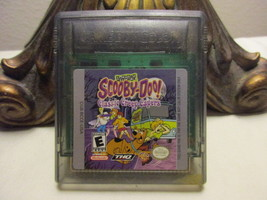SCOOBY DOO! CLASSIC CREEP CAPERS--GAME BOY COLOR - $9.99