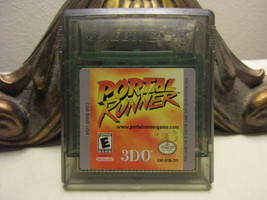 PORTAL RUNNER--GAME BOY COLOR - $9.99