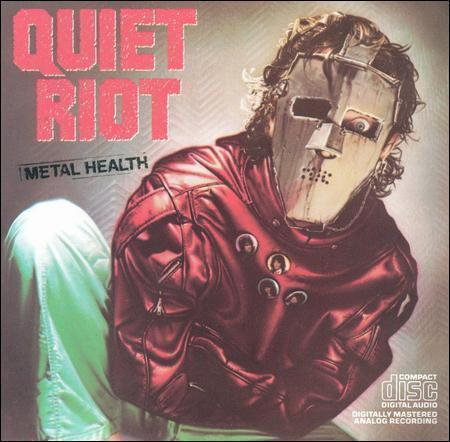 Quiet Riot- Metal Health - 1983 - DIGITALLY REMASTERED CD