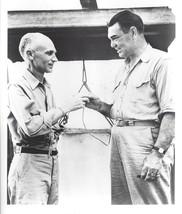 Jack Dempsey & Ernie Pyle 8X10 Photo Boxing Picture - $3.95