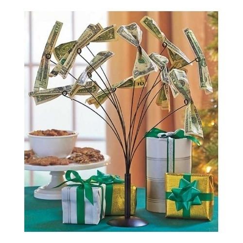 Metal money tree 1