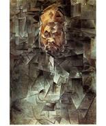 The Museum Outlet - Portrait-of-Ambroise-Vollard - Canvas Print Online B... - $36.62