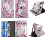 Universal Case for Samsung Galaxy Tab 4 7 PU Leather Folio Stand ID Slots Cover