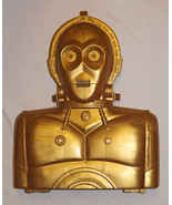 """1983 C-3PO Light and Sound 18"""" Carry Case Star Wars Kenner - $99.95"""