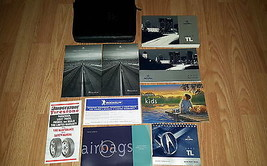 2003 Acura TL Owners Manual 04124 - $29.65