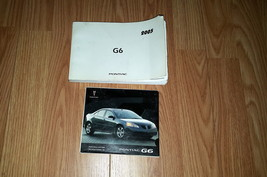 2005 Pontiac G6 Owners Manual 04161 - $22.72