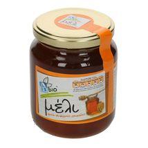 BIO Organic Thyme Raw Honey 500gr PRODUCT ORGANIC FARMING BIOLOGICAL ELI... - $26.90