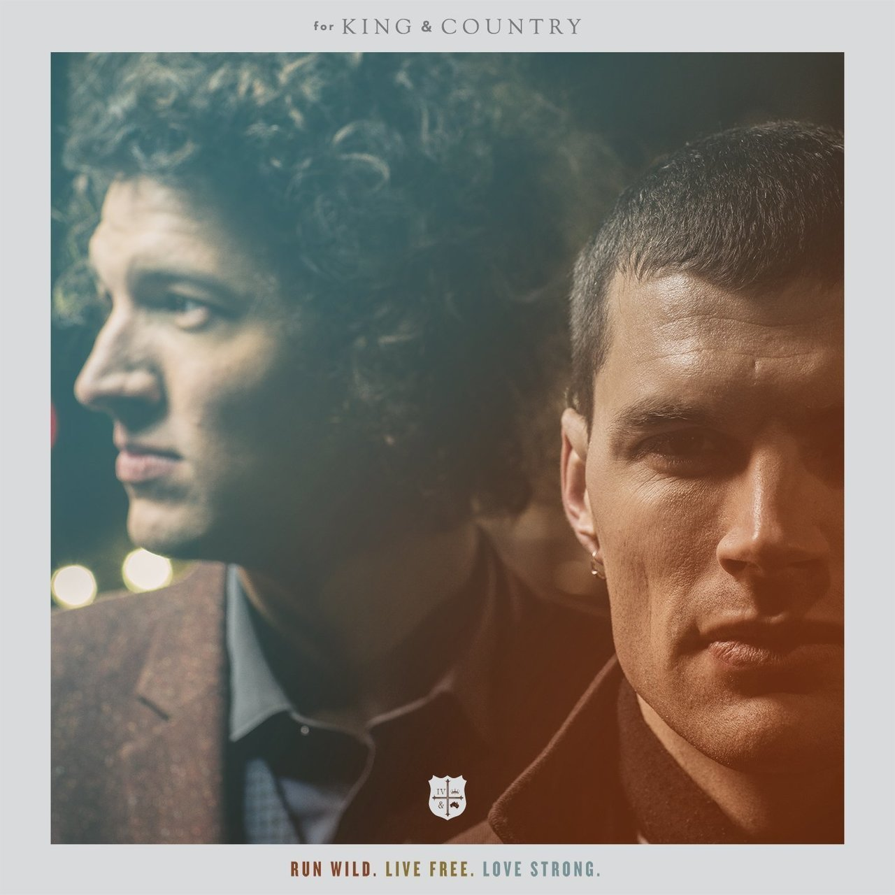 Run wild  live free  love strong by for king   country