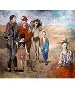 The Museum Outlet - Family_of_Saltimbanques - Poster Print Online Buy (2... - $29.69