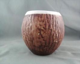 Vintage Trader Vic's Mug - Coconut Mug - Hand Painted - Trader Vic's Can... - $35.00