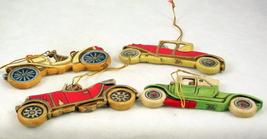 Vintage schmid porcelain b shackman antique car ornaments lot 1 thumb200
