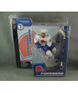 Mcfarlane NHL 7 PETER FORSBERG Quebec Nordiques Jersey Chase Variant - $65.00