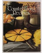 Country Living Recipes by Jean Wickstrom Liles - $4.99