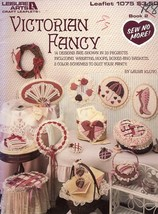 Victorian Fancy Full Size Patterns No Sewing Crafts  - 30 Days To Shop &... - $1.77
