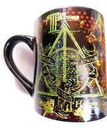 Harry Potter and the Deathly Hallows Black Coffee  Mug - $9.77