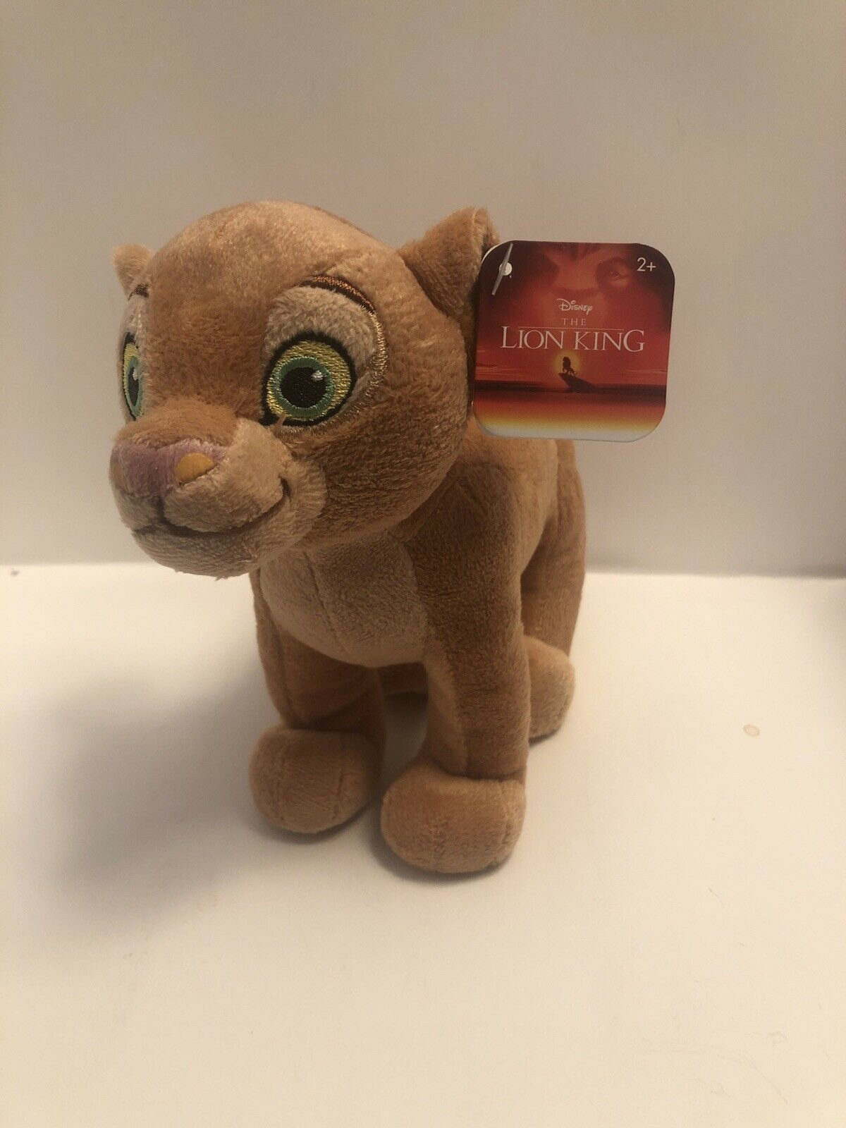 "NWT Disneys The Lion King 2019 Nala Plush Toy by Just Play 7"" Stuffed Animal NEW - $9.99"