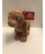 "NWT Disneys The Lion King 2019 Nala Plush Toy by Just Play 7"" Stuffed An... - $9.99"