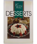 Cooking Italian Desserts 1977 Thunder Bay Press HC/DJ - $4.99