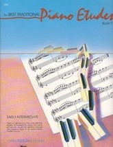 Best Traditional Etudes Book 1 Lynn Freeman Olson - $6.50