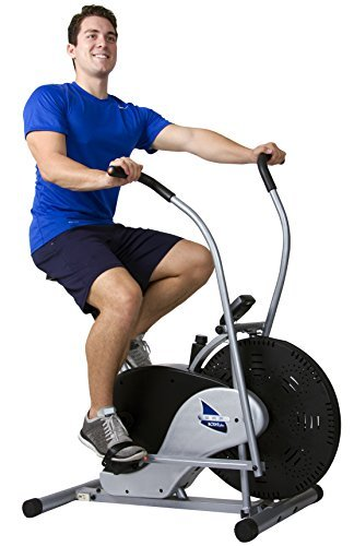 Sporting Good Cardio Equipment Exercise Bike Body Rider Fan BRF700 Max mens