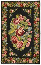 "Kilim Moldavia rug 6'5""x10' (196x305 cm) Orient... - $2,024.00"