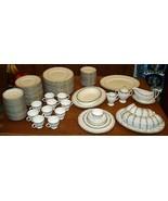 Wedgwood Fine Bone China Colchester England 140 Piece Set Service For 24... - $3,860.01