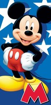 Mickey Mouse Towel Disney Kids Clubhouse Beach Pool FULLY LICENSED!!! 28... - $15.00