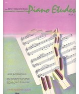Best Traditional Etudes Book 2 Lynn Freeman Olson - $5.95