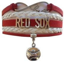 Boston Red Sox Baseball Fan Shop Infinity Bracelet Jewelry - $11.99