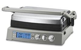 Cuisinart GR300WS Griddler Elite Grill Stainless Steel h811 l1465 w1622 ... - £165.27 GBP