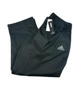 Adidas Men ClimaStorm Provisional Black Golf Rain Pants CY7445 Size XL R... - $56.95