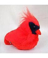 Plush Cardinal Toy Stuffed Animal - $9.95
