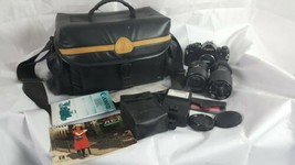 Vintage Cannon A-1 with Tokina 35-105mm Lens - $107.91
