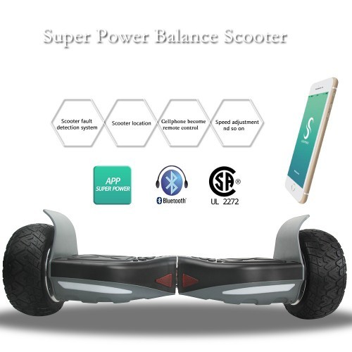 """2017 All-Terrain 8.5"""" Off Road Self Balancing Scooter HoverBoard"""