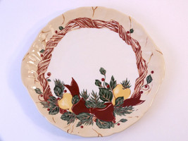 Wedgwood Home Amway CHRISTMAS WREATH Round Hand... - $9.95