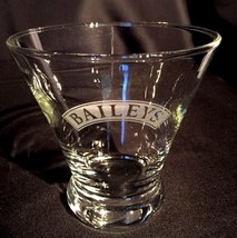 Baileys Cocktail Footed Glass Irish Whiskey Liq... - $17.77